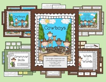Cowboys - Reading Street, 2nd Grade, 2013