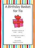 A Birthday Basket for Tia Reading Street Grade 2 2011 & 2013 Series