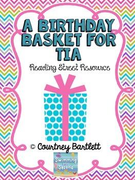 """A Birthday Basket for Tia"" (Reading Street Resource)"