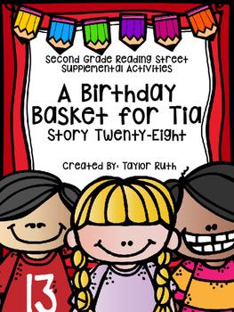 A Birthday Basket for Tia (Second Grade Reading Street)