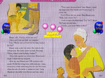 """A Birthday Basket for Tia"" brought to life through animation"
