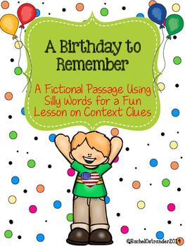 Context Clues Practice - A Birthday to Remember