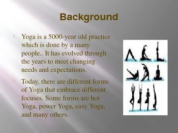 A Bit On Yoga