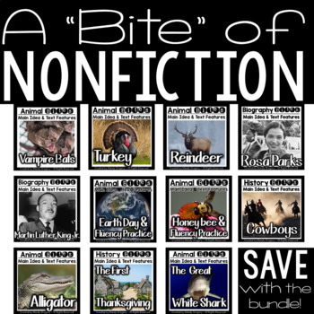 A Bite of Nonfiction Bundle