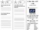 A Black Hole is Not a Hole Trifold - ReadyGen 2016 5th Grade Unit 3 Module B