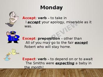 A Blessed Grammar Lesson to End Despair