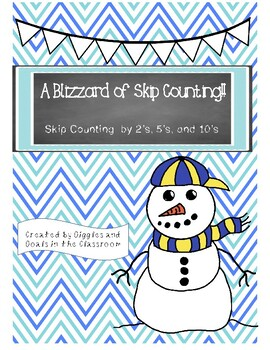 A Blizzard of Skip Counting!