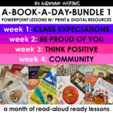 A-Book-A-Day - BUNDLE 1 - Distance Learning