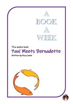 A Book A Week-Paul meets Bernadette