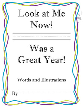 A Book About Me & Look At Me Now Student Book Bundle