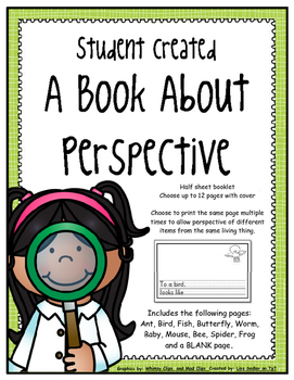 Perspective - Student Created Book