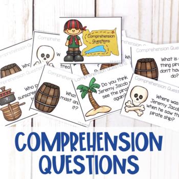 How I Became A Pirate: A Book Companion For Language