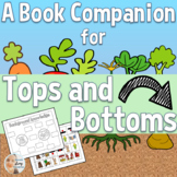 A Book Companion for Speech Therapy: Tops and Bottoms