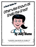 A Book Guide for Otherwise Known as Sheila the Great by Judy Blume