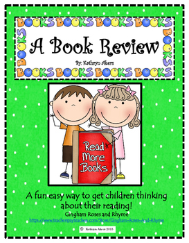 A Book Review (Fiction)