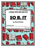 A Book Test for So B. It by Sarah Weeks
