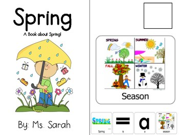 A Book on Spring