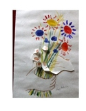 A Bouquet for Spring inspired by Pablo Picasso