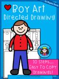A+ Boy Art: Directed Drawing