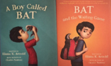 A Boy Called Bat & Bat and the Waiting Game Trivia Questions