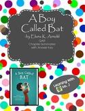 A Boy Called Bat Comprehension Printables & Editable Slides