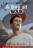 A Boy at War  by Harry Mazer  student activity and literacy guide
