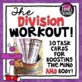 30 Division Fluency and Exercise Brain Breaks
