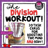 30 Division Fluency and Exercise Brain Breaks