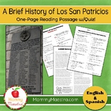 A Brief History of Los San Patricios