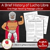 A Brief History of Lucha Libre