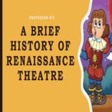 A Brief History of Renaissance Theatre Powerpoint/Activity