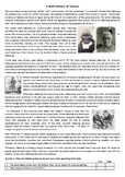A Brief History of Tattoos - Reading Comprehension Worksheets