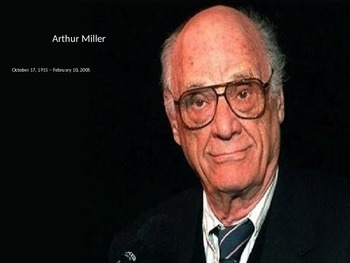 A Brief Introduction to Arthur Miller