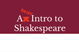 A Brief Introduction to Shakespeare