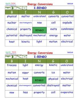 A Brilliant - I-BINGO – Energy Conversion - IBPS014 Intera