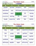 A Brilliant -  I-BINGO – Water Cycle - IBES014 Interactive BINGO
