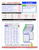 A Brilliant - I-Scoot – Germs and Populations – 30 Task Cards - Interactive
