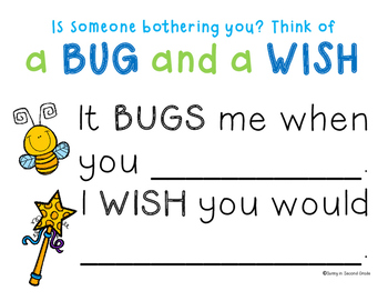 A Bug and a Wish Poster - Problem Solving Strategy