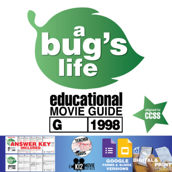A Bug's Life Movie Viewing Guide (G - 1998)