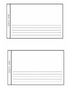 A Bug's Diary - Writing Process Activity (CCSS Aligned)
