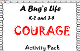 A Bug's Life Courage Activity Pack- PDF