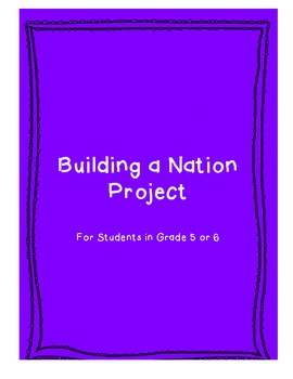 A Building a Nation Project