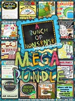 A Bunch of Nonsense: Mega Word Bundle Pack