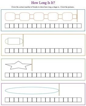 Beginning Measurement, bundle