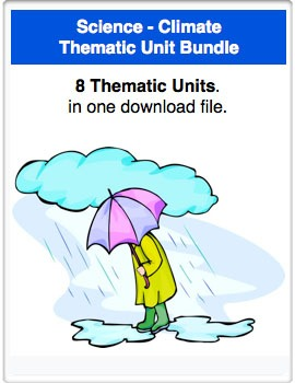 A Bundle - Science - Climate Thematic Units