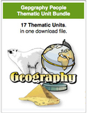 A Bundle - Geogrphy Thematic Units