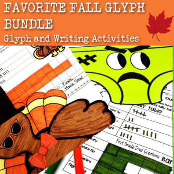 image relating to Fall Printable Activities identify A Package of 4 Slide Glyphs~Math Producing Things to do Printables