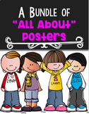 "A Bundle of ""All About"" Posters"