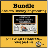 Ancient History STEM Challenge Bundle