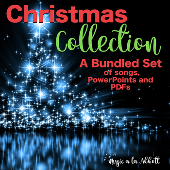 A Bundle of Christmas PowerPoints, PDFs and Activities for
